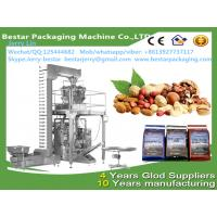 Wholesale Automatic coffee peanut bean granule salt sugar packing machine production line Bestar packaging from china suppliers