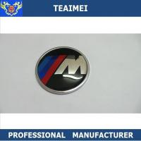 Wholesale 78mm CE Black Decoration Auto Body Sticker High temperature ABS from china suppliers