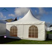 Wholesale Business Solutions Pagoda Tents PVC Fabric For  4m * 4m Flame Retardant from china suppliers