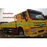 Wholesale 9840*2496*3630 HOWO A7 Heavy Cargo Trucks 6 X 4  Horsepower 351 - 5450hp from china suppliers