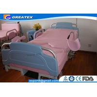 Buy cheap Gynecology exam tables With Auxiliary Station Table Board Foot Switch With 3 Motor from wholesalers