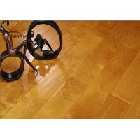Wholesale 18MM Thickness Birch Wood Flooring For Bedroom Embossed Surface from china suppliers