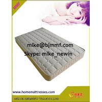 Wholesale 2015 newest double size soft spring well hotel mattress from china suppliers