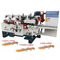 Wholesale wood moulding machine woodworking four side moulder machine factory from china suppliers