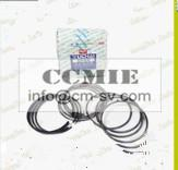 Wholesale Yuchai Diesel Engine auto parts G6500-1004002A Piston ring assembly for trucks bus from china suppliers