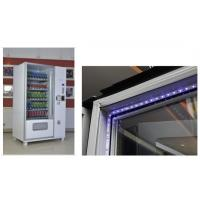 Wholesale Subway Milk / Coco Cola / Iced Coffee Kiosk Vending Machine With Refrigerated System from china suppliers