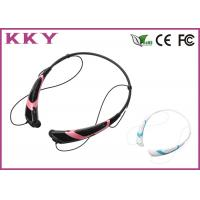 Wholesale Hi - Fi Neckband In Ear Bluetooth Headphones / Earbuds With CSR8635 Chipset from china suppliers