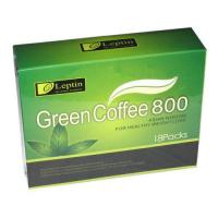 Wholesale Leptin fat burn U.S. slimming Green coffee800 from china suppliers