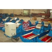 Wholesale 40T Lead Screw Tank Rotators Welding Positioner Metallic Rollers from china suppliers