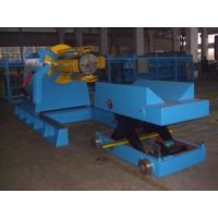 Wholesale 3 KW Main Motor Power Hydraulic Uncoiler Machine with 0-35 m / min Speed from china suppliers