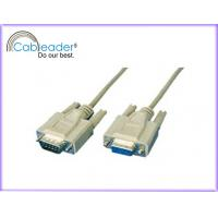 Buy cheap DB9F Low-loss Nitrogen gas-injected dielectric signal strength Internal Computer Cables from wholesalers