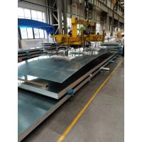 Buy cheap Extra Wide Aluminum Alloy Sheet / 5182 H111 Aluminum Alloy Plate For Tanker from wholesalers