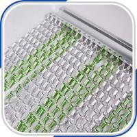 Wholesale wide 90cm by high 210 cm sunfast chain fly screen curtain from china suppliers