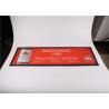 Buy cheap Natural Rubber Bar Mats Eco Friendly Bar Runner Mats With Non Woven Fabirc from wholesalers