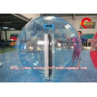 Wholesale 0.8mm PVC Human Zorb Water Ball / Inflatable Water Walking Ball For Adults from china suppliers