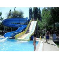 Wholesale Combination Water Slides Open Tube Spiral Water Slide For aquar  Park from china suppliers