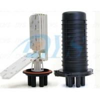 Wholesale 216 Core Dome Fiber Optic Splice Closure , Heat Shrink Type Sealing from china suppliers