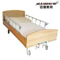 Wholesale Easy Operation Manual Adjustable Bed For The Elderly Spray Steel Material from china suppliers