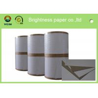 Wholesale Mixed Pulp Material Grey Back Duplex Board Paper Printing Area Applied from china suppliers