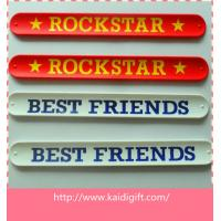 Wholesale ruler slap bracelet Cheap for promotion gift from china suppliers
