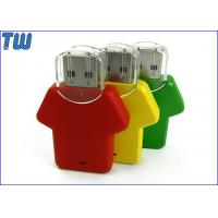 Uniform Plastic 16GB USB Thumb Drive Customized Color and Printing