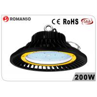 Wholesale 4000K 200w stable UFO Led High Bay , outdoor high bay led lamps Eco - friendly from china suppliers