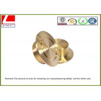 Wholesale Computer Numerical Control CNC Custom Machining Precision Brass Components from china suppliers