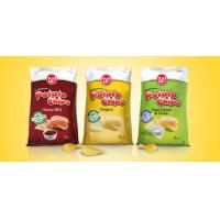 Wholesale Snacks / Potato Chips Printed Food Packaging Plastic Bags aseptic from china suppliers