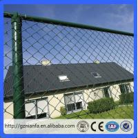 Buy cheap Anti corrosion Hot Galvanized 5cm hole size Chain link mesh(Free Sample!!!) from wholesalers