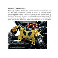 Wholesale Ready To Run Electric Large Scale RC Monster Truck Off Road Terrain from china suppliers