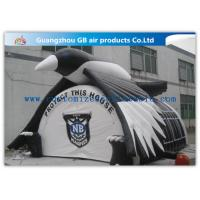 SGS Advertising Animal Shape Inflatable Air Tent of Mascot Magpie