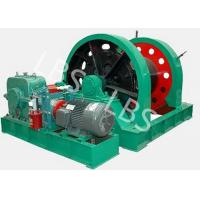 Wholesale Mine Heavy Duty Lifting Electric Windlass Winch Fully Machined from china suppliers