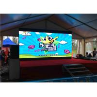Wholesale 1/16 Scan Rgb SMD 2121 LED Stage Panels , Outdoor Led Video Wall P4 Pixel Pitch from china suppliers