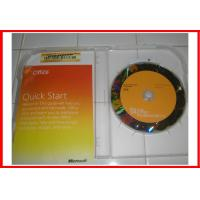 Wholesale Microsoft Office Key Code microsoft 2010 professional plus DVD retailbox activated online from china suppliers