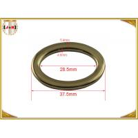 Wholesale Adjusted Nickel Plated Metal Belt Loops Inner Size 28.5mm Round Shaped from china suppliers