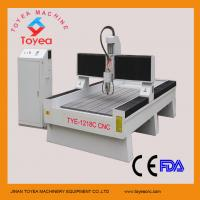 Wholesale Glass CNC Engraving machine with strong body TYE-1218C from china suppliers