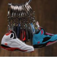 Wholesale Jordan's shoes key chain from china suppliers