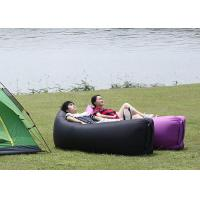 Buy cheap Multi - Function Lightweight Inflatable Air Bag For Outdoor Banana Shape from wholesalers