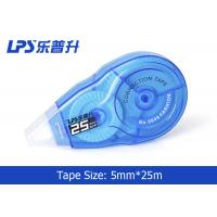 Buy cheap Titanium dioxide Sdi Colored Correction Tape 5mm * 25m EN71 PART3 from wholesalers