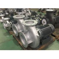Wholesale High Performance Centrifugal Pump End Suction Single Stage With Teco Motor from china suppliers