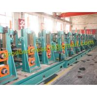 Buy cheap Directly square pipe forming machine from wholesalers