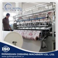Wholesale 2.4 Meters Industrial Quilting Machines , Comforters Lockstitch Sewing Machine from china suppliers
