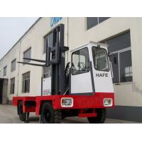 Wholesale 3t 3.6m lifting height Diesel Side Loading Counter-Weight Forklift Truck from china suppliers