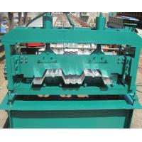Wholesale Floor Deck Forming Machine Coil Width 1700mm Anti - Rust Floor Deck Roll Forming Machine Tensile Strength 720 Mpa from china suppliers