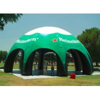 Wholesale Giant 10 Legs Inflatable Advertising Tent / Advertising Air Continued Tent from china suppliers