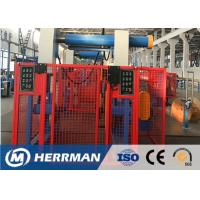 Buy cheap Portal / Grantry Type Cable Rewinding Machine Automatic Cable Winder Low Noise from wholesalers