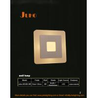 Mini Square Ceiling Wall Sconce Acrylic Metal Modern Brief WL002