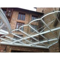 Wholesale Laminated Security Glass , Toughened Glass Panels For Balcony from china suppliers