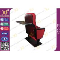 Wholesale Tip Up Seat Molded Foam Metal Pedestal Painted Church Auditorium Seating from china suppliers
