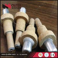 Buy cheap Quality Disposable Expendable  Thermocouple Tips For Molten Steel Hot Selling from wholesalers